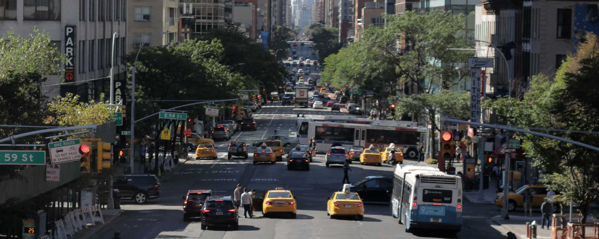 1st Avenue New York